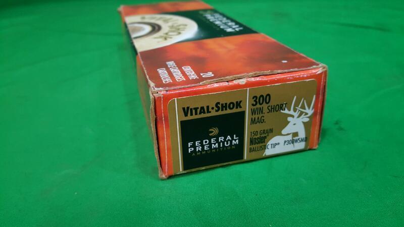 FEDERAL AMMUNITION Ammunition P300WSMD
