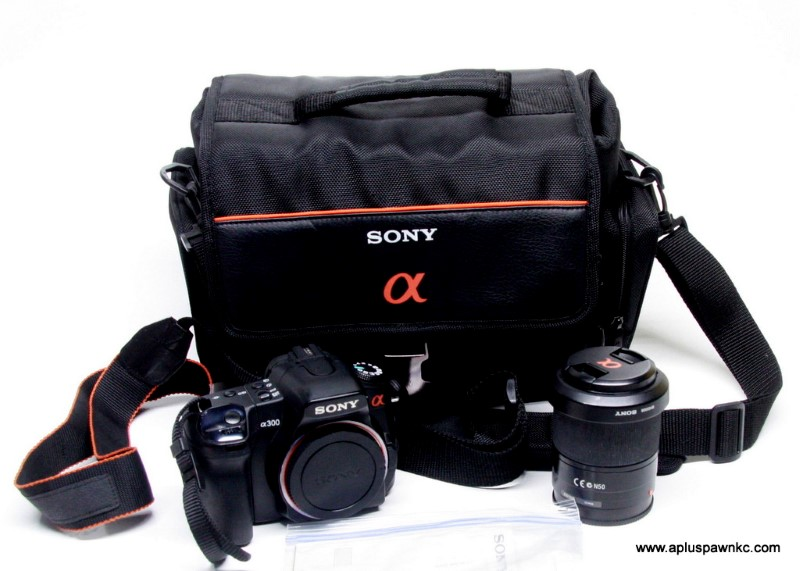 SONY Digital Camera A300