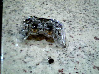 Video Game Accessory PS3 CONTROLLER