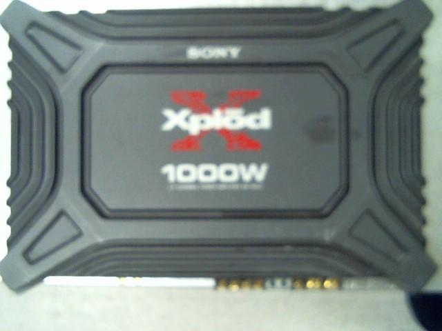 SONY Car Amplifier XPLOD XM-1652Z