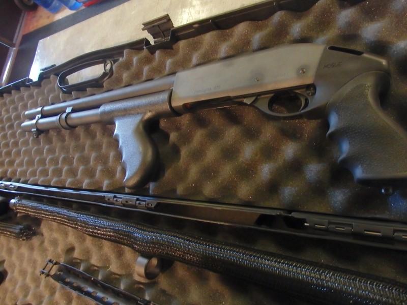 REMINGTON FIREARMS & AMMO Shotgun 870 EXPRESS TACTICAL