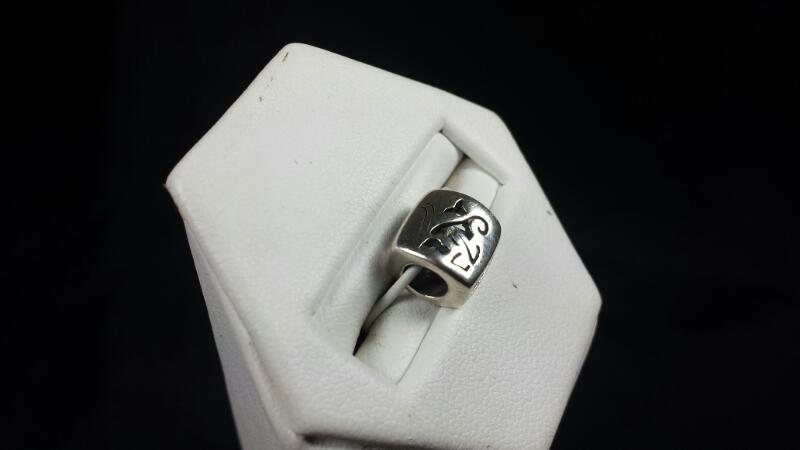 New Reflections Zodiac Aries Bead 925 Silver 2.8g