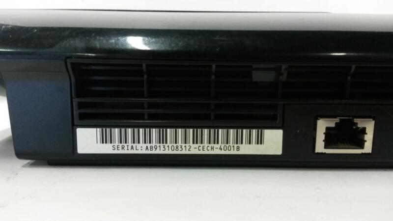 Sony PS3 Super Slim - 250 GB Black