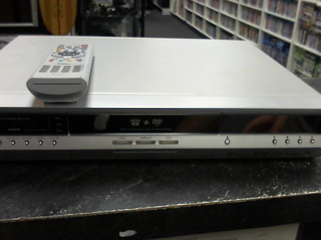 TOSHIBA DVD Player RD-KX50 DVD-R/RAM RECORDER WITH 80GB HARD DRIVE