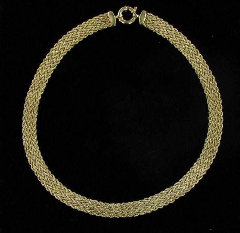 Gold Chain 14K Yellow Gold 8.8dwt