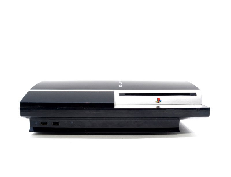 Sony Playstation 3 CECHH01 40GB Video Game System AS-IS Bad Eject>