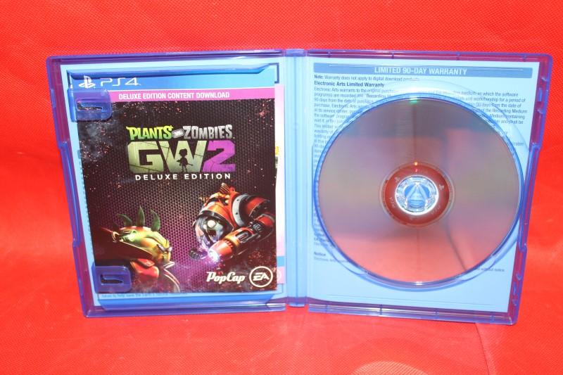 Plants Vs Zombies Garden Warfare 2 Gw2 Deluxe Edition Good Buya