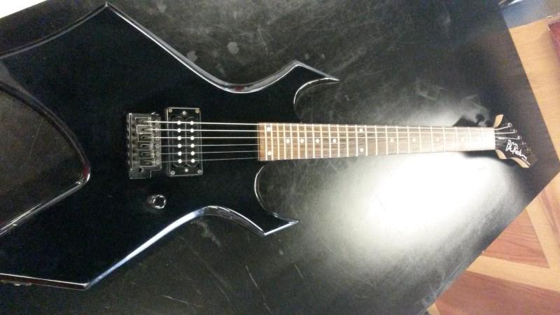 BC RICH Electric Guitar WARLOCK BRONZE SERIES