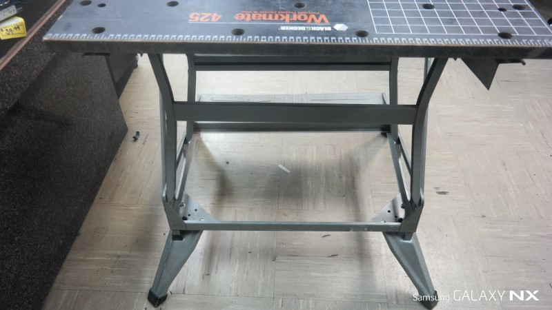 BLACK&DECKER Miscellaneous Tool WORKMATE 425 PORTABLE PROJECT CENTER AND VISE