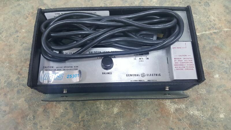 GE Leak Detector H-10A