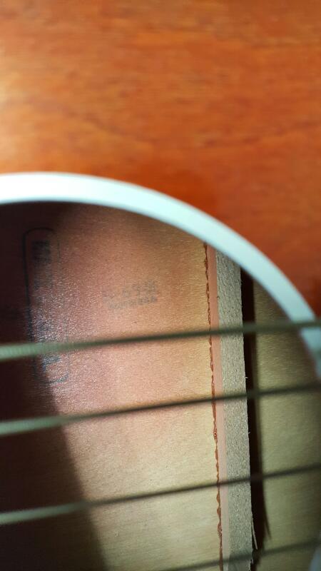 Vintage Barclay 5-69 USA Accoustic Guitar W/Case