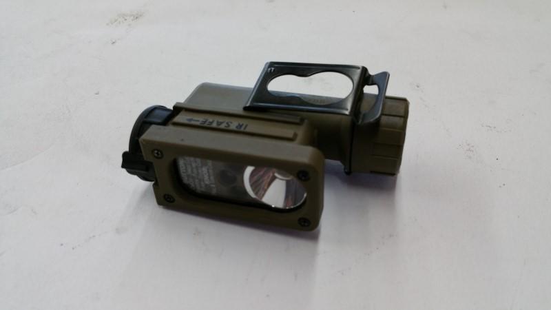 Streamlight Compact 2 Helmet Light