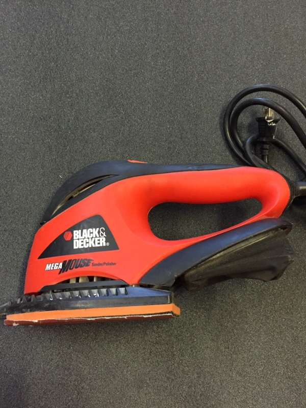 BLACK&DECKER Vibration Sander MS700