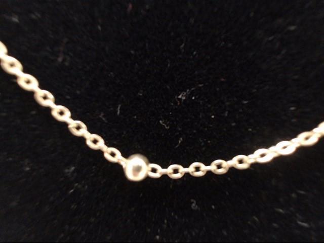 Gold Fine Chain 14K Yellow Gold 2.4g