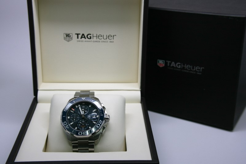 TAG HEUER GENT'S WATCH CAY211B.BA0927