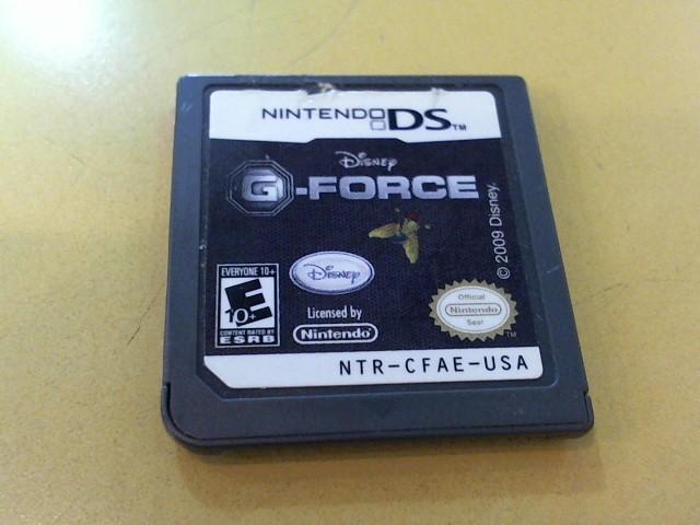 NINTENDO Nintendo DS Game G-FORCE