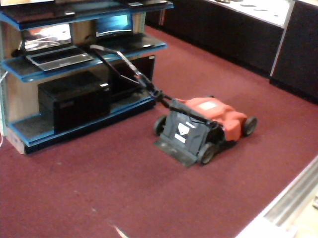 BLACK&DECKER Lawn Mower MM1800 ELECTRIC MOWER