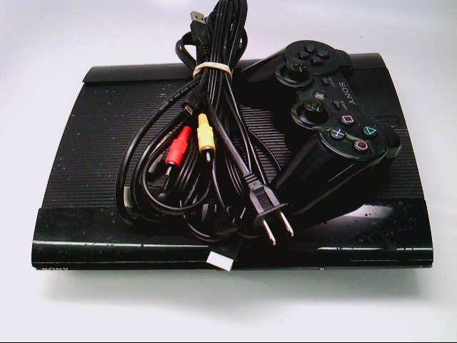 SONY PLAYSTATION 3 12GB SYSTEM