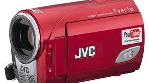 JVC Camcorder GZ-MS100RU