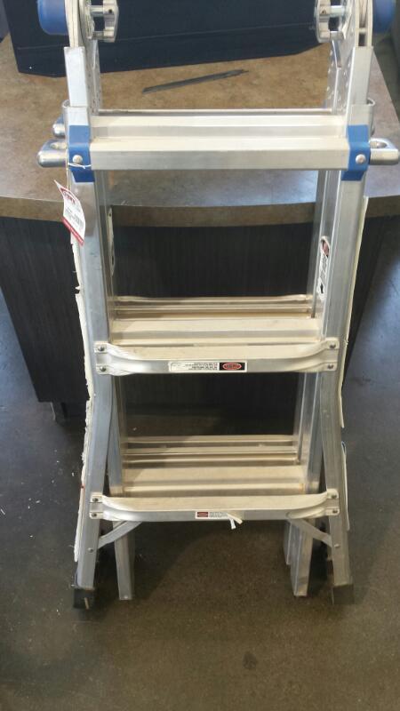 WERNER LADDER Ladder MT-13