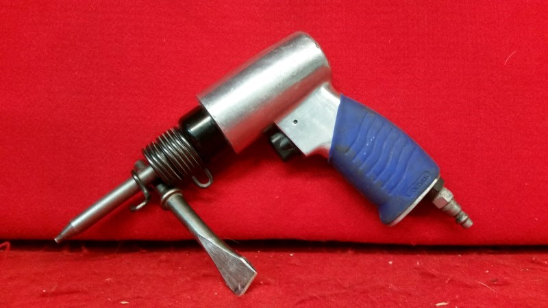 Unmarked Air Hammer - Air Tool