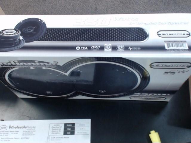AUDIO PIPE Car Speakers/Speaker System CSL-1603