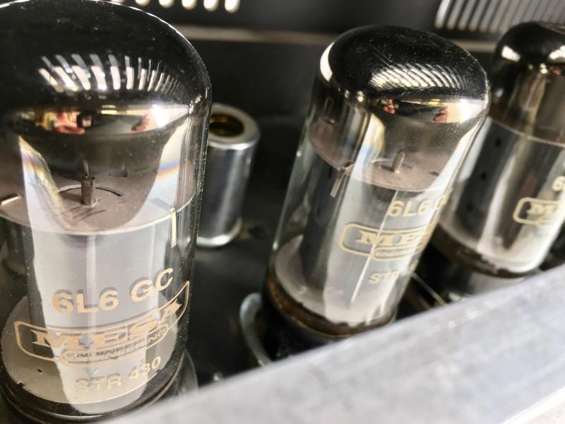 MESA BOOGIE DUAL RECTIFIER HEAD 100 WATT GUITAR TUBE AMPLIFIER