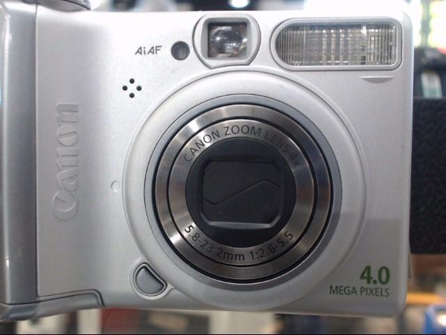 CANON Digital Camera POWERSHOT A520