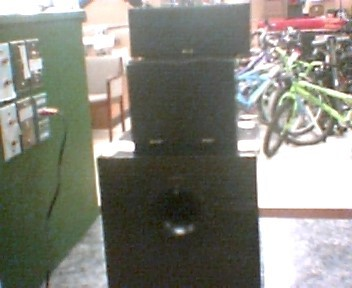 ENERGY Speakers/Subwoofer ESW-8