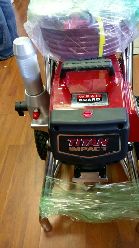 TITAN Airless Sprayer 840