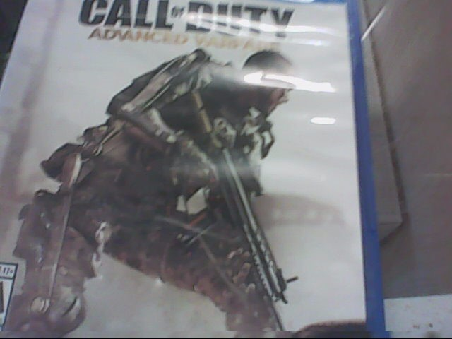Game CALL OF DUTY ADVANCED WARFARE