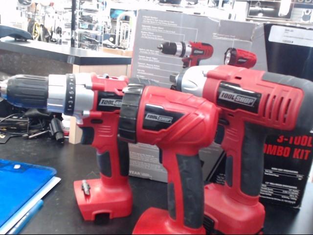 TOOL SHOP Cordless Drill 241-9025