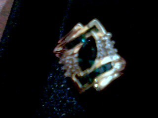 Lady's Gold Ring 10K Yellow Gold 3.8g
