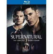 BLU-RAY BOX SET Blu-Ray SUPERNATURAL SEASON 7