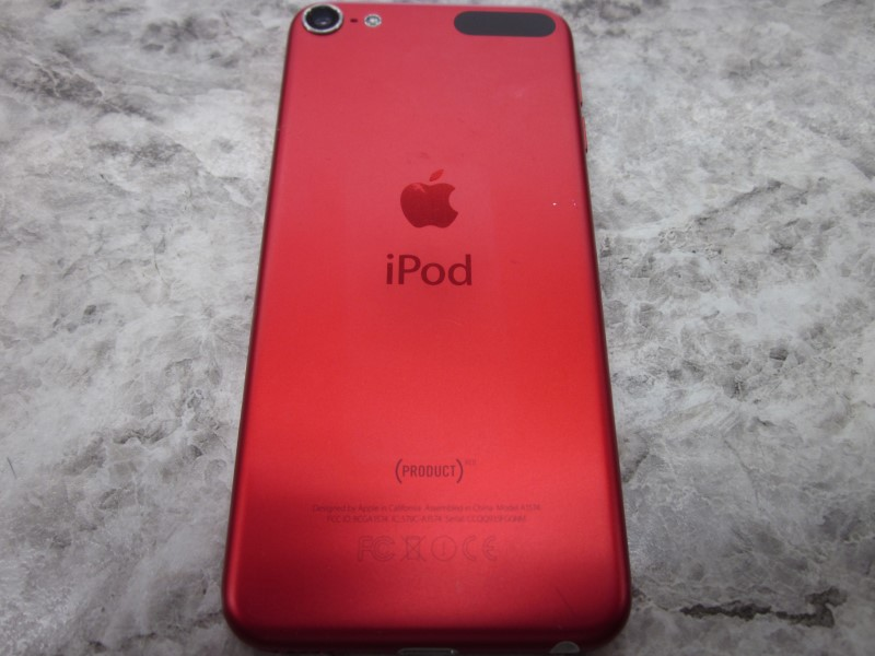 IPOD TOUCH A1574 AS IS ?LOGIN CODE? 16GB 6TH GEN