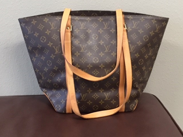 LOUIS VUITTON Handbag MONOGRAM SAC SHOPPING