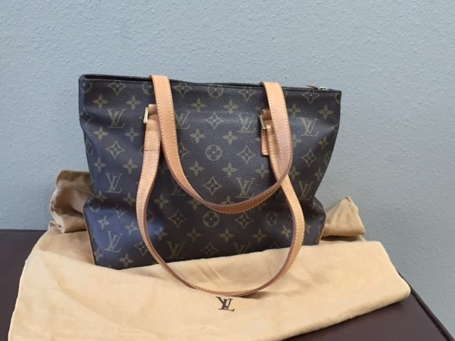 LOUIS VUITTON Handbag CABAS PIANO