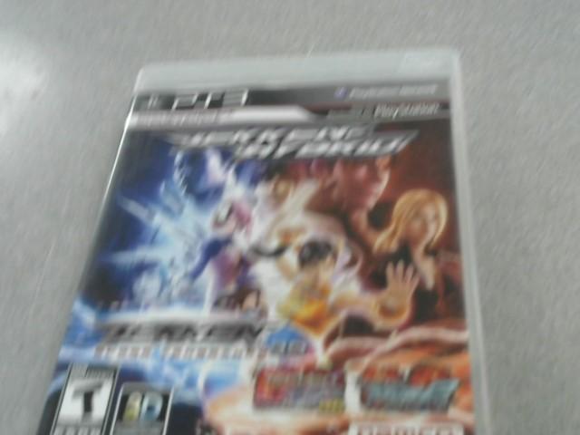 SONY Sony PlayStation 3 Game TEKKEN HYBRID