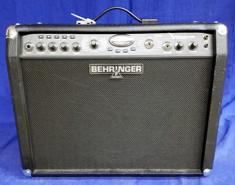 BEHRINGER BASS AMP V-AMPIRE