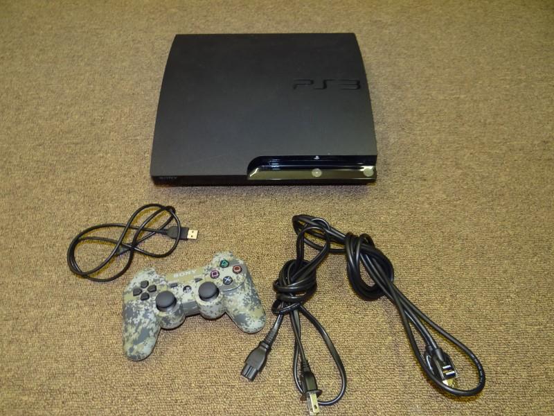 SONY 3 PLAYSTATION 3 - SYSTEM - 160GB - CECH-2501A