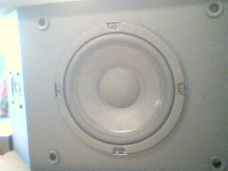 BOSE Speakers/Subwoofer 201 SERIES III