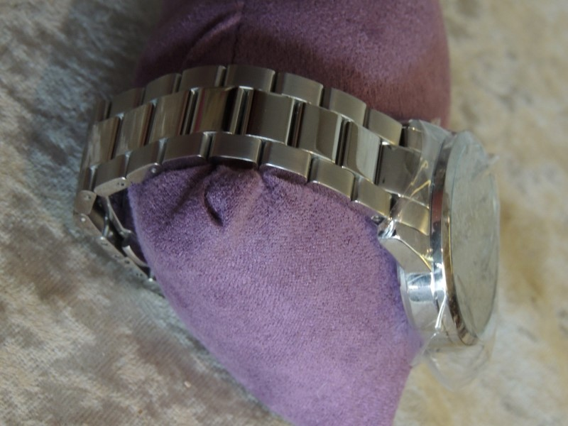 Ted Baker Three-Hand Stainless Steel Men's watch #TE3054