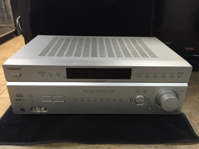 SONY Receiver STR-K9900P