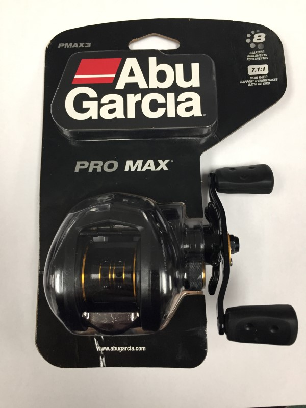 ABU GARCIA FISHING REEL PMAX3