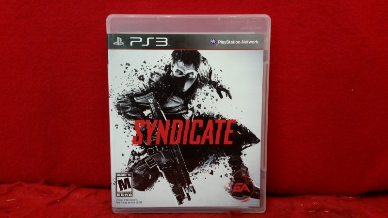 Syndicate (Sony PlayStation 3, 2012)