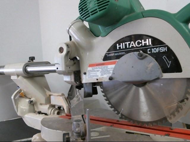 HITACHI Miter Saw C10FSH