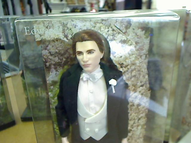 BARBIE Doll EDWARD