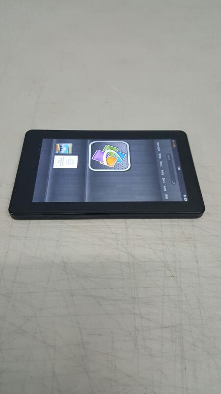 "Amazon Kindle Fire, 8gb (1st Gen, 7"", D01400, Black, Wi-Fi)"