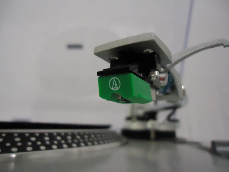 AUDIO-TECHNICA Turntable AT-LP120-USB