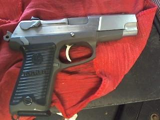 RUGER Pistol P90 45ACP